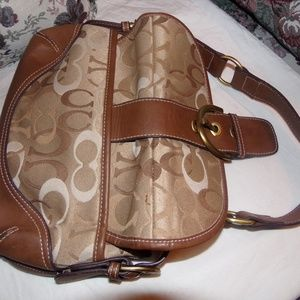 Coach Bags - Coach hand bag (small)